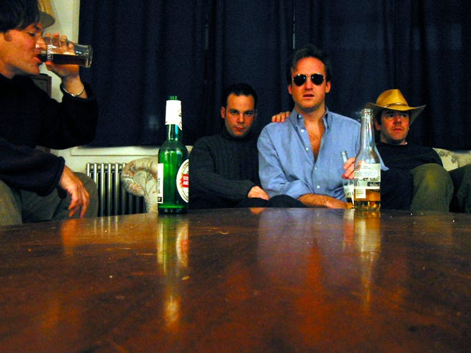 The Wrens in 2004