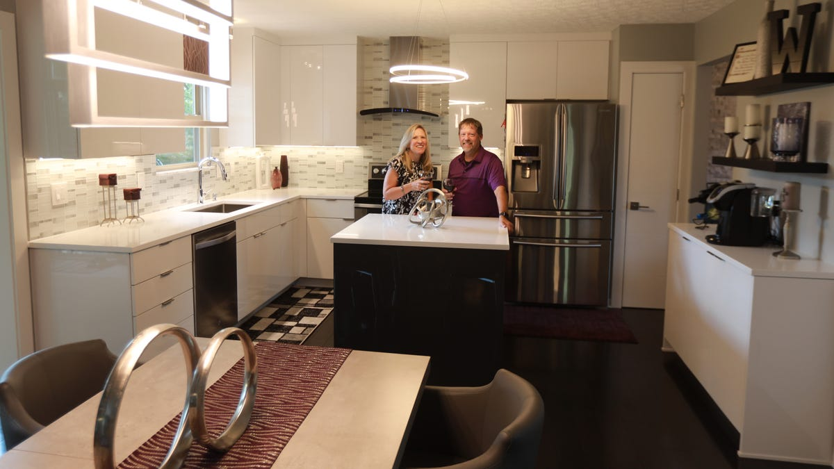 Remodeling tour of Columbus homes features a 'modest' to modern transformation