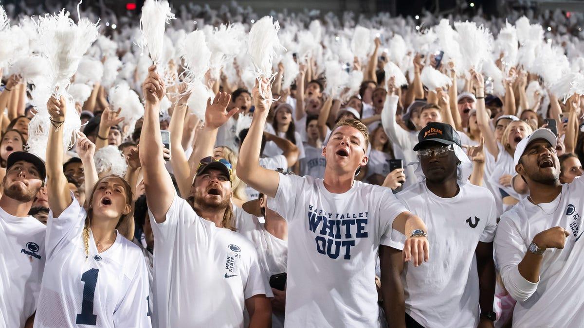 Big Ten power rankings: Penn State wins Whiteout game against rare SEC sojourner