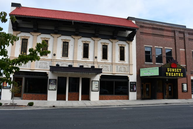 A few performances are scheduled to take place at The Sunset Theater for the 2021-2022 season.