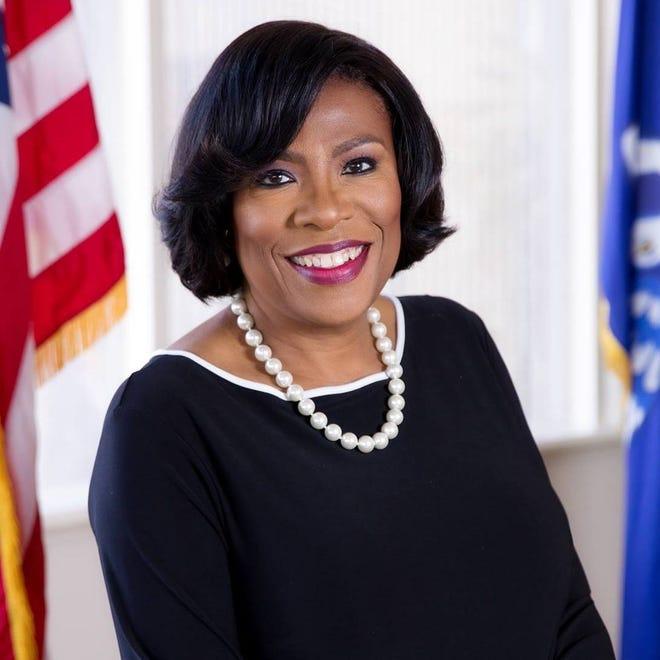 East Baton Rouge Parish Mayor-President Sharon Weston Broome