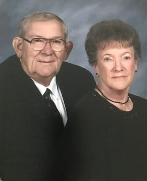 Mr. and Mrs. Donald E. Blohm
