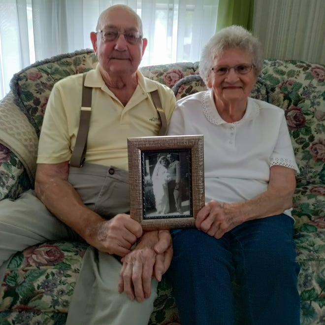 Mr. and Mrs. James L. (Patricia) Hughes