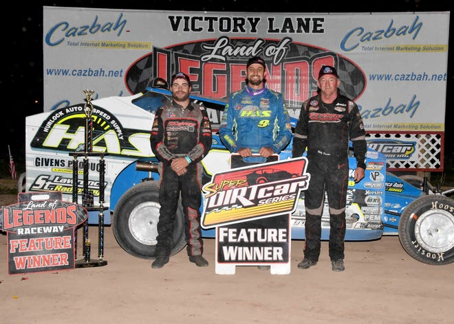 The third annual Gerald Haers Memorial drew a big crowd for a big purse in Canandaigua on Saturday night.