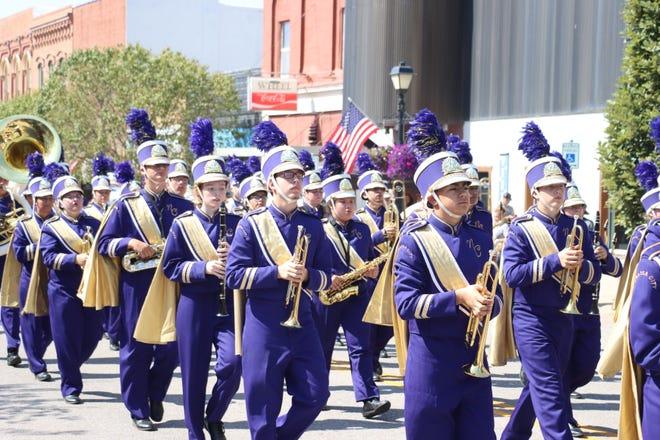 Nebraska City High School Band