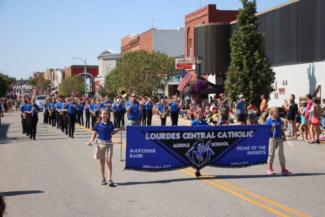 Lourdes Middle School Band