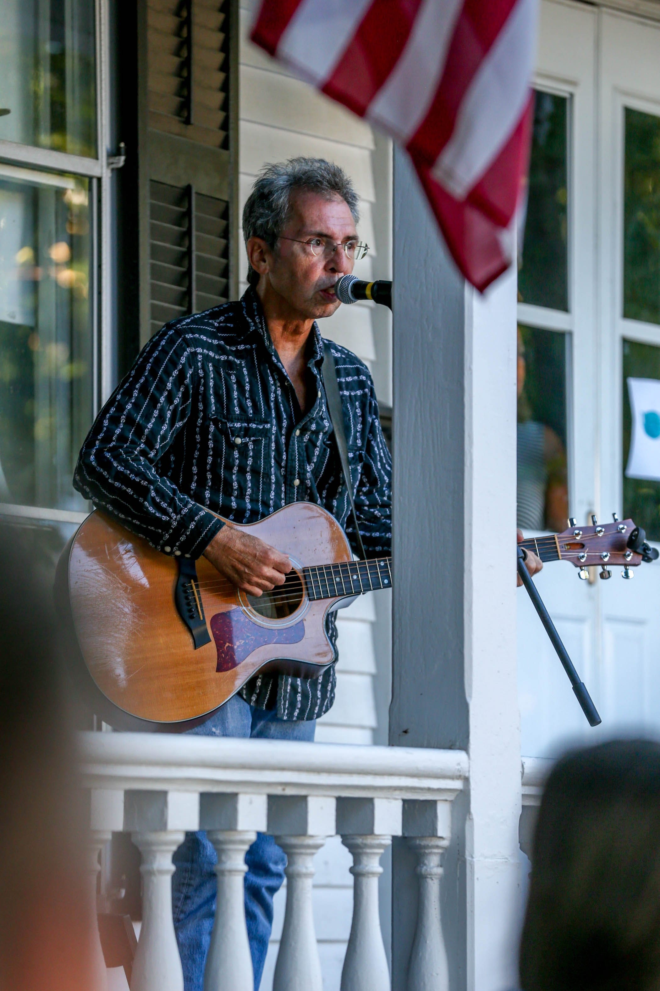 Behind the Scenes: Down-home entertainment at Bristol PorchFest 2021
