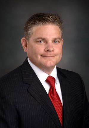 Sarasota County Administrator Jonathan Lewis is scheduled to speak Friday at the South County Tiger Bay Luncheon.