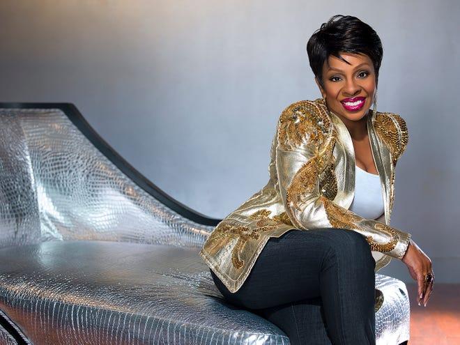 Grammy-winning singer Gladys Knight will return to Sarasota's Van Wezel on Feb. 15, 2022.