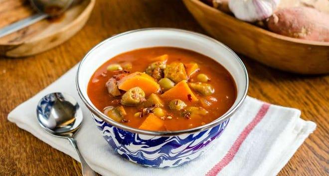 Virginia Willis' Vegan Vegetable Soup