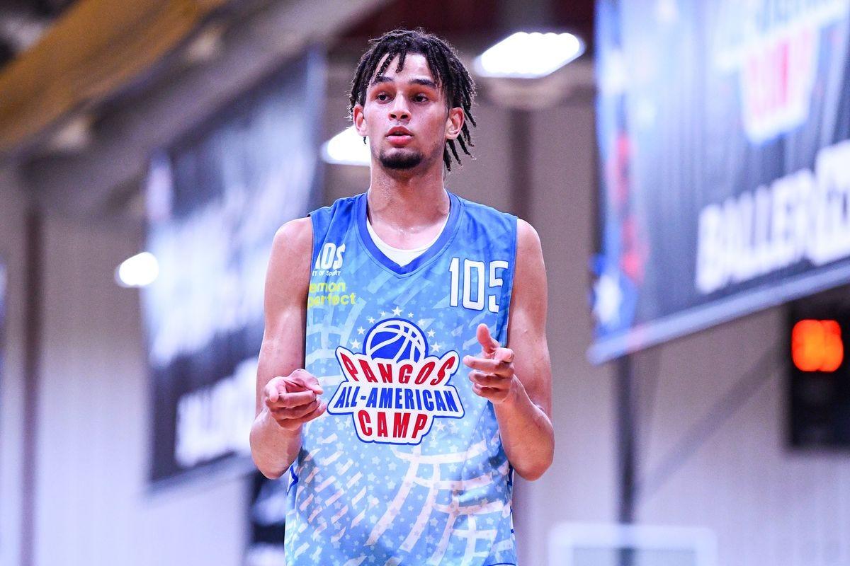 Nation's top center Dereck Lively II picks Duke basketball over Kentucky, North Carolina