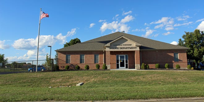 Fairfield Township completed a $1.8 million expansion and renovation of its police department that doubled the space.