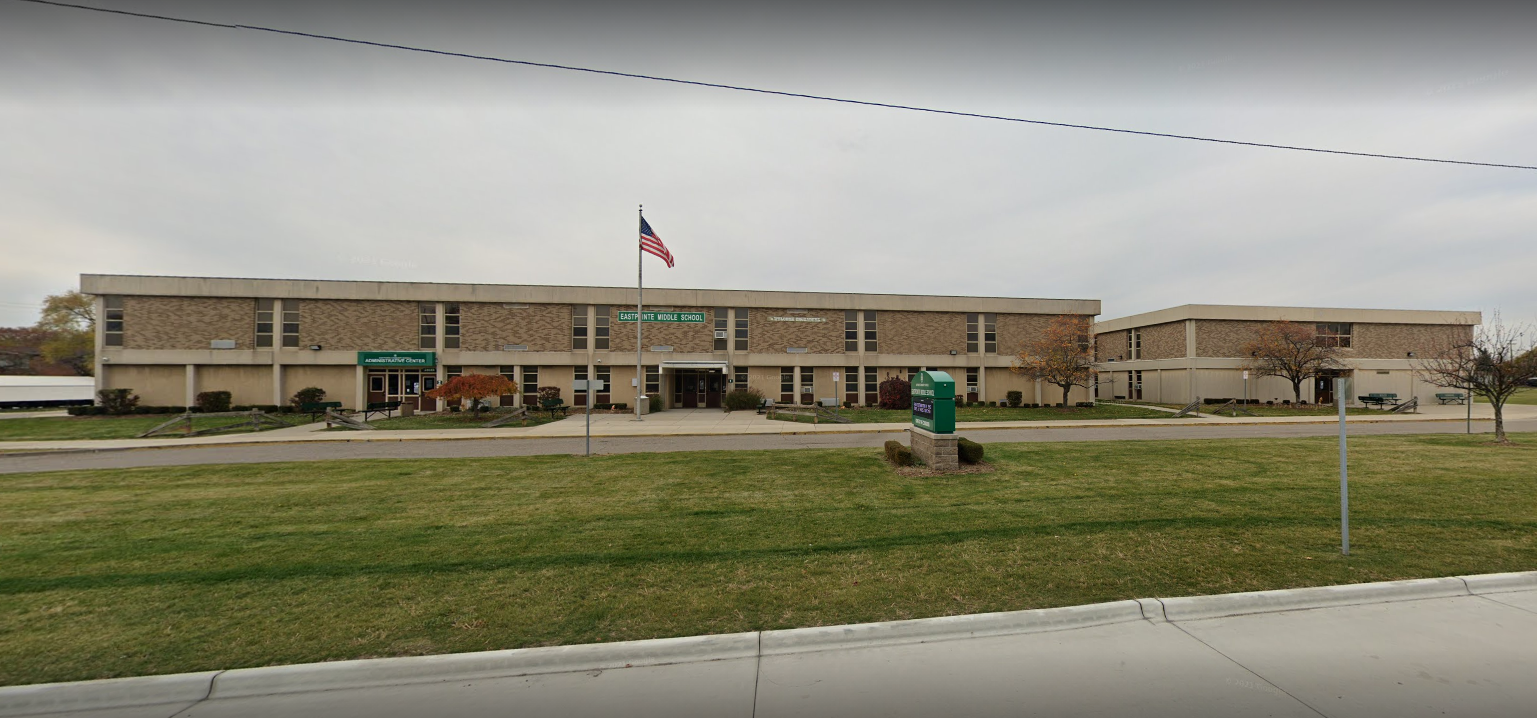Eastpointe Middle School forced to go virtual after wave of staff resignations