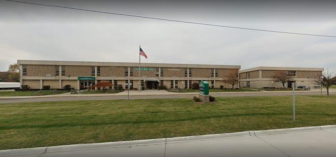 Eastpointe Middle School.