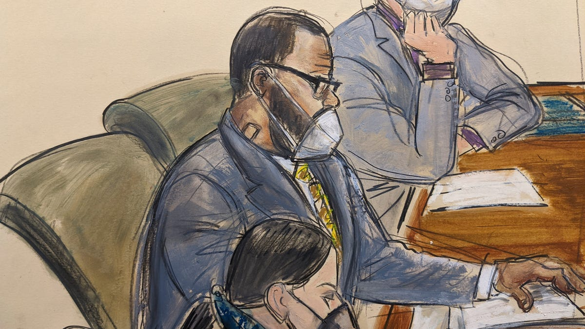 R. Kelly's fate now in jury's hands after weeks of testimony 2