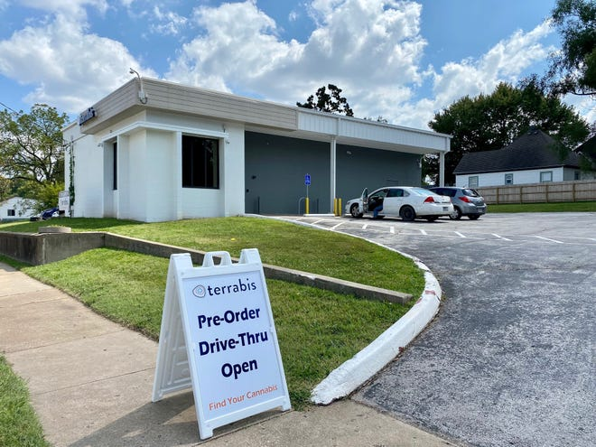Terrabis medical marijuana dispensary held its soft opening weekend beginning Friday, Sept. 17, 2021. The company is the ninth licensed dispensary to open in Springfield since voters authorized medical marijuana.