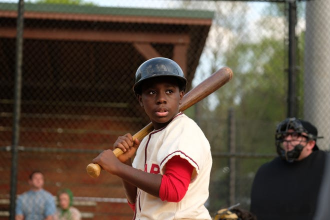 """Elisha Williams stars as Dean, the youth at the center of ABC's new """"The Wonder Years."""""""