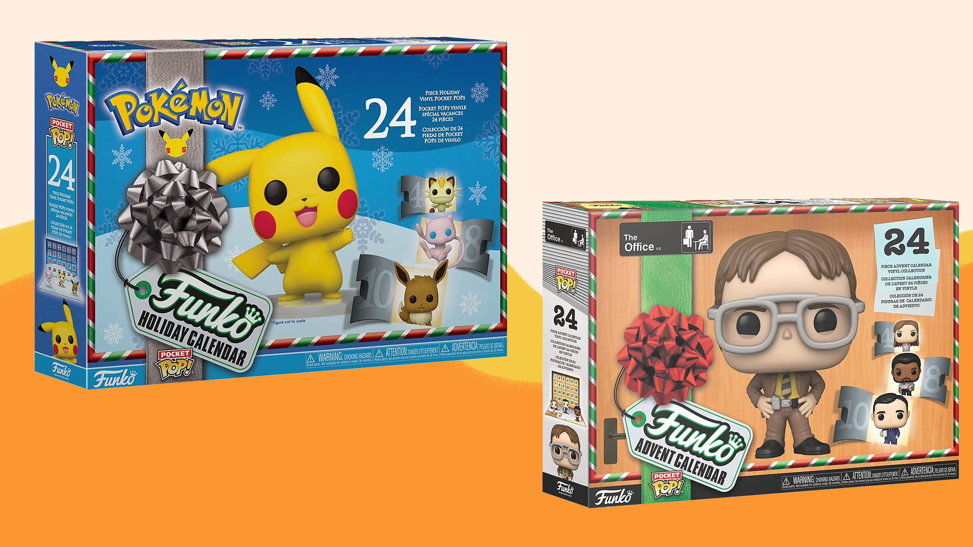 Love Funko figures? You can finally pre-order the brand's highly anticipated advent calendars