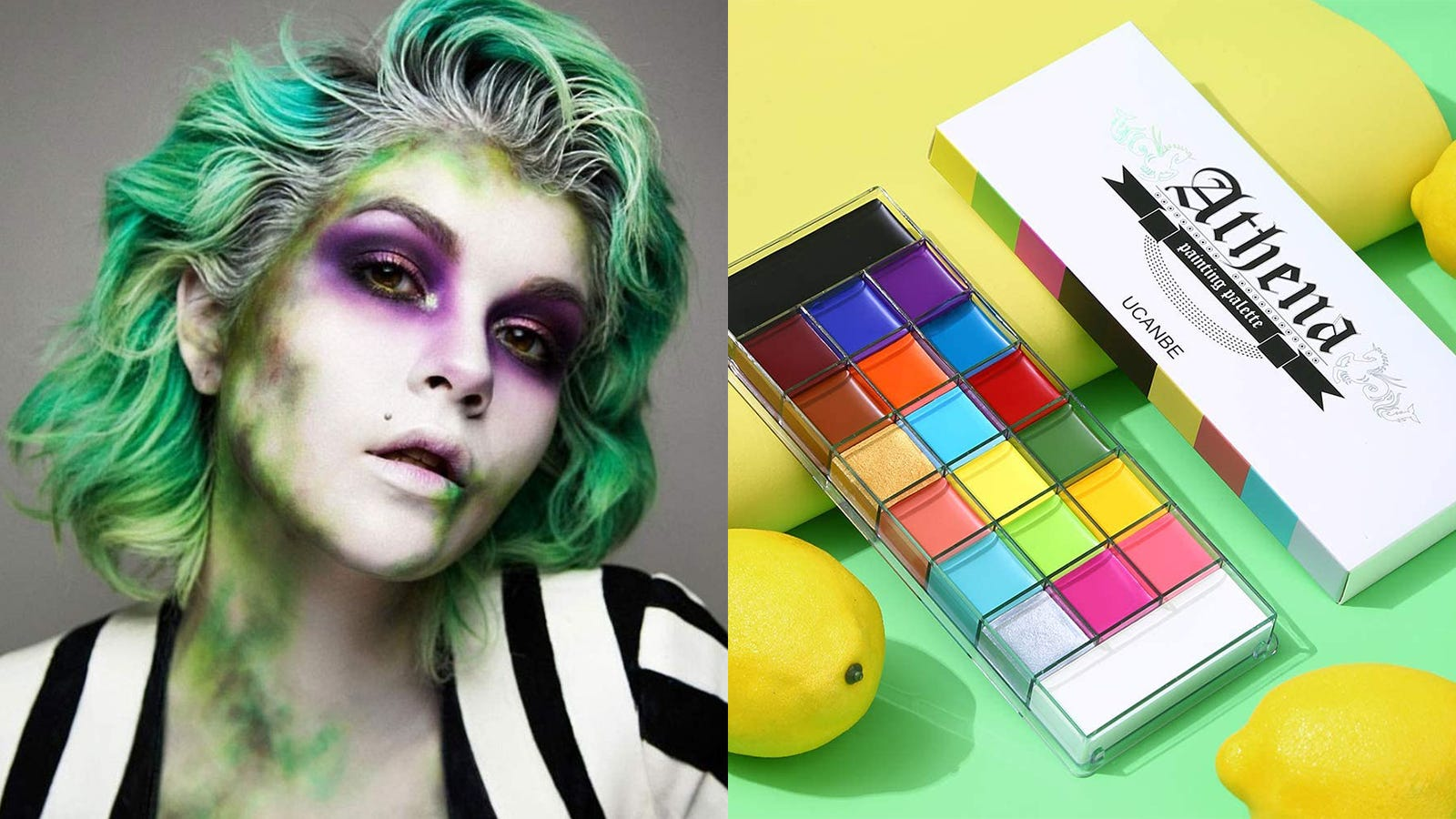 Keep your Halloween makeup fresh all night long with these long-lasting products
