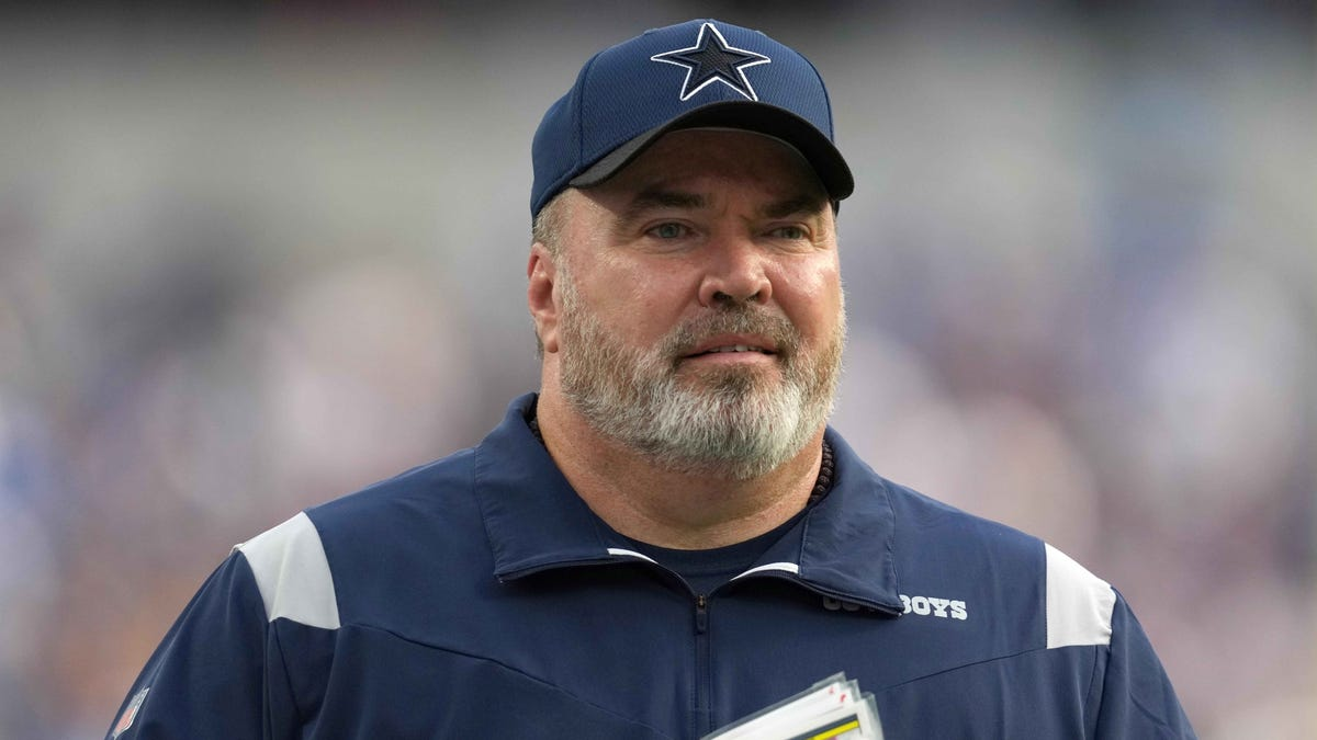 'I've never had a clock go off the board': Cowboys coach Mike McCarthy explains puzzling clock management – USA TODAY