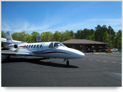 More than 50 years old, the Asheboro Regional Airport continues to serve the local economy.
