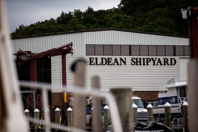 Three small business owners are scrambling to find a new place to operate after Eldean Shipyard announced it would end fishing charter access in 2022.