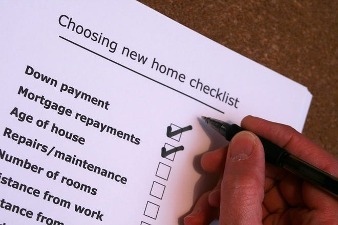 Getting a good home inspection is a must when buying a new place to live.