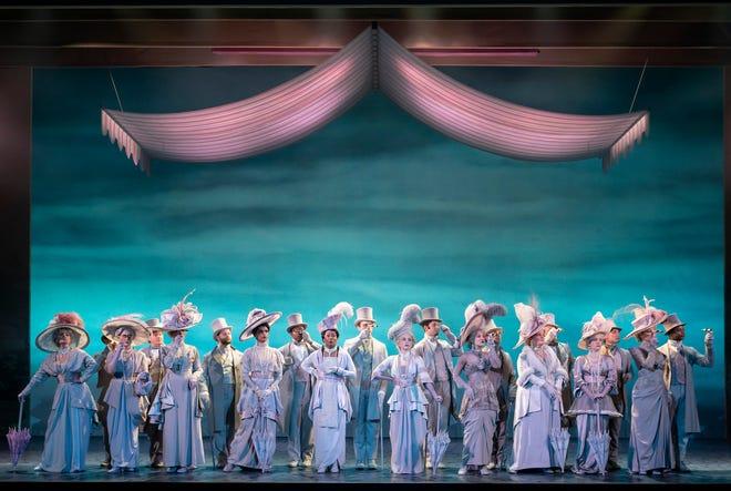 """Después de una pausa prolongada debido a la pandemia de COVID-19, OKC Broadway reanudará la presentación de musicales con una gira nacional en el Civic Center Music Hall del 28 de septiembre al 28 de octubre.  3 con un recorrido por la producción del Lincoln Center Theatre de Lerner and Love """"Mi Bella Dama."""""""