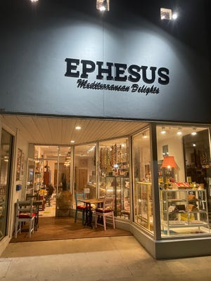 Ephesus Mediterranean Delights has opened on St. Armands Circle.