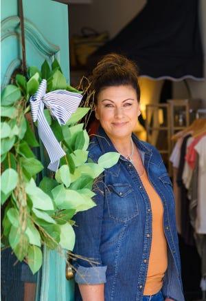 Lona Mae's owner Kimberlee O'Neal.