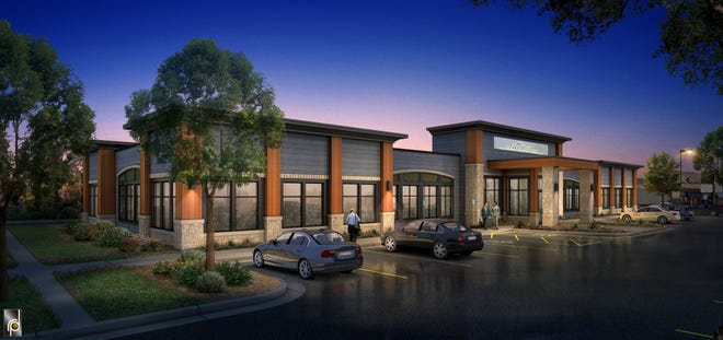 The new $3.1 million Conklin Clinics will be at 2120 Eighth Ave. N.E. The building will be approximately 12,000 square-feet.