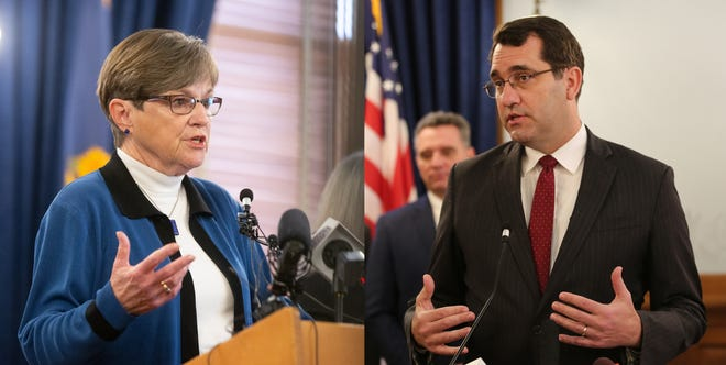 Gov. Laura Kelly and Attorney General Derek Schmidt will be running for Kansas governor in the 2022 elections.