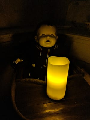The Reeves Museum,325E.Iron Ave., Dover,will offer ghost tours from 7 to 10 p.m. Oct. 15 and 16.