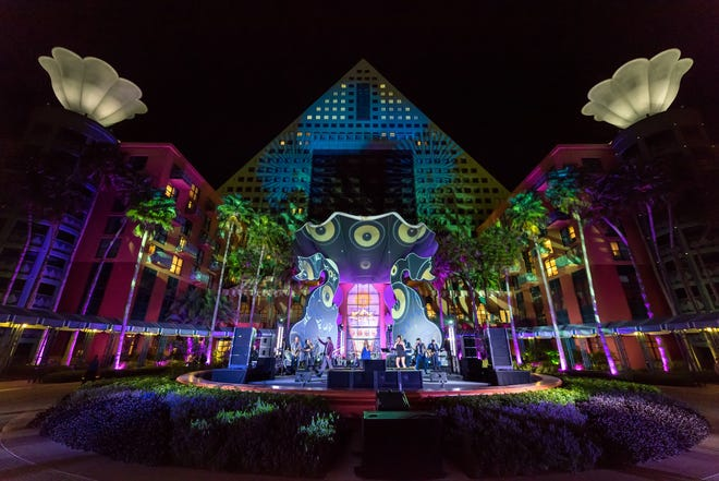 The Walt Disney World Swan and Dolphin Food & Wine Classic returns Friday and Saturday, Oct. 29 and 30, with plenty of music, food, wine and other libations.