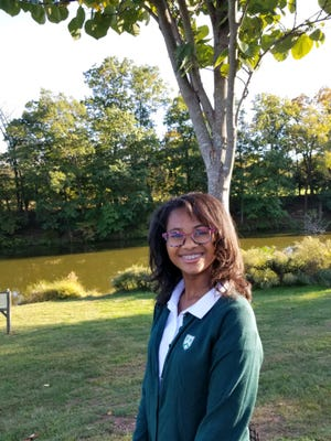 Sahara Muhammad of Somerset  is the recipient of The Institute of Educational Advancement (IEA) Caroline D. Bradley Scholarship (CDB). Muhammad is student at Far Hills Country Day School.