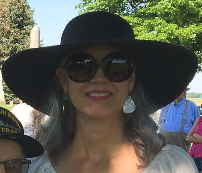 Emilia Rosa has written a new romance mystery set in 1920s Rio de Janeiro. She will have a book signing Saturday from 11 a.m. to 2 p.m. at Down Thyme Cafe.