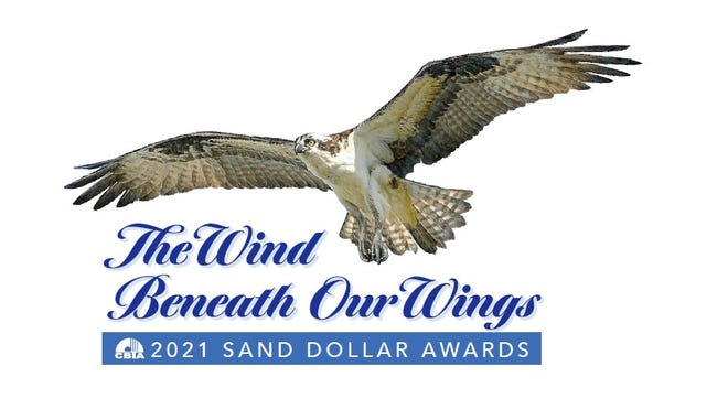 """2021 Sand Dollar Awards Gala """"The Wind Beneath Our Wings,"""" celebrating 31 years of excellence in the construction industry."""