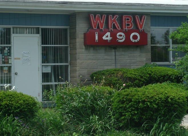 In 1953 WKBV moved to its present address at 2301 west Main. It had originally been a play toy for Brookville's William O. Knox who started broadcasting with the call letters WKBV (WilliamKnoxBrookVille) on Sept. 26, 1926, well before there was an FCC. Knox created a 100-watt signal from his homemade broadcast set that reached only a handful of people.