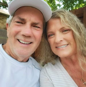 Garry Pedersen has been struggling with memory troubles for a few years. He was finally diagnosed with Alzheimer's Disease this spring. He and his wife, Julia, plan to participate in the Springfield Walk to End Alzheimer's on Saturday.