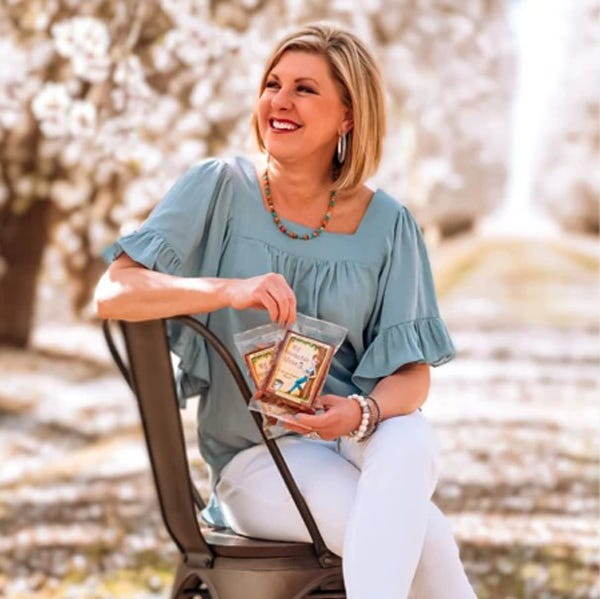 Jennifer Rogers-Etcheverry, co-owner of My Husband's Nuts, will be speaking at MSU Texas for their Speakers & Issues series about how humor improved their almond business. The event is free to the public.