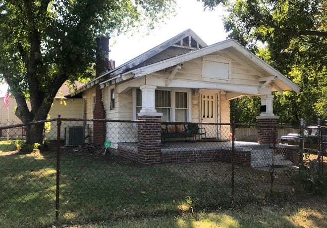 """A home used for the 1983 film """"The Outsiders,"""" based on S.E. Hinton's classic 1967 novel, has been converted into The Outsiders House Museum in Tulsa, Oklahoma."""