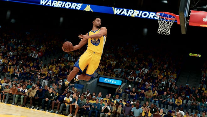 NBA 2K22 is available for PC, PlayStation and Xbox consoles.