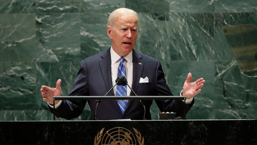 President Biden at UN
