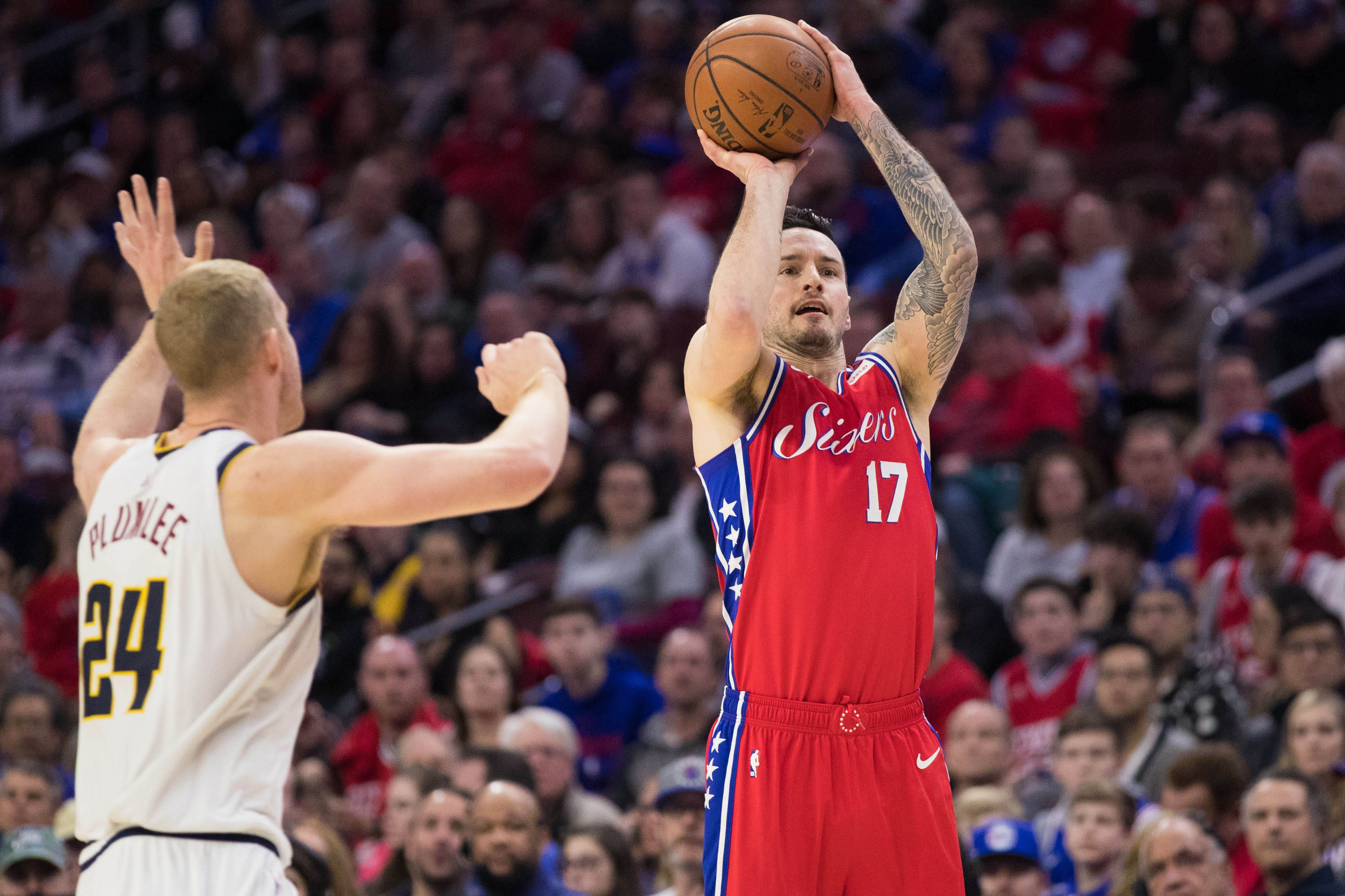 JJ Redick calls it a career:  Last 30 years of basketball have been beyond my wildest dreams