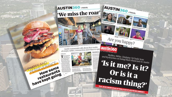 The Austin360 team at the American-Statesman, which covers arts and entertainment, won eight awards in the Society for Features Journalism's Excellence in Features contest. The prizes were announced this week.