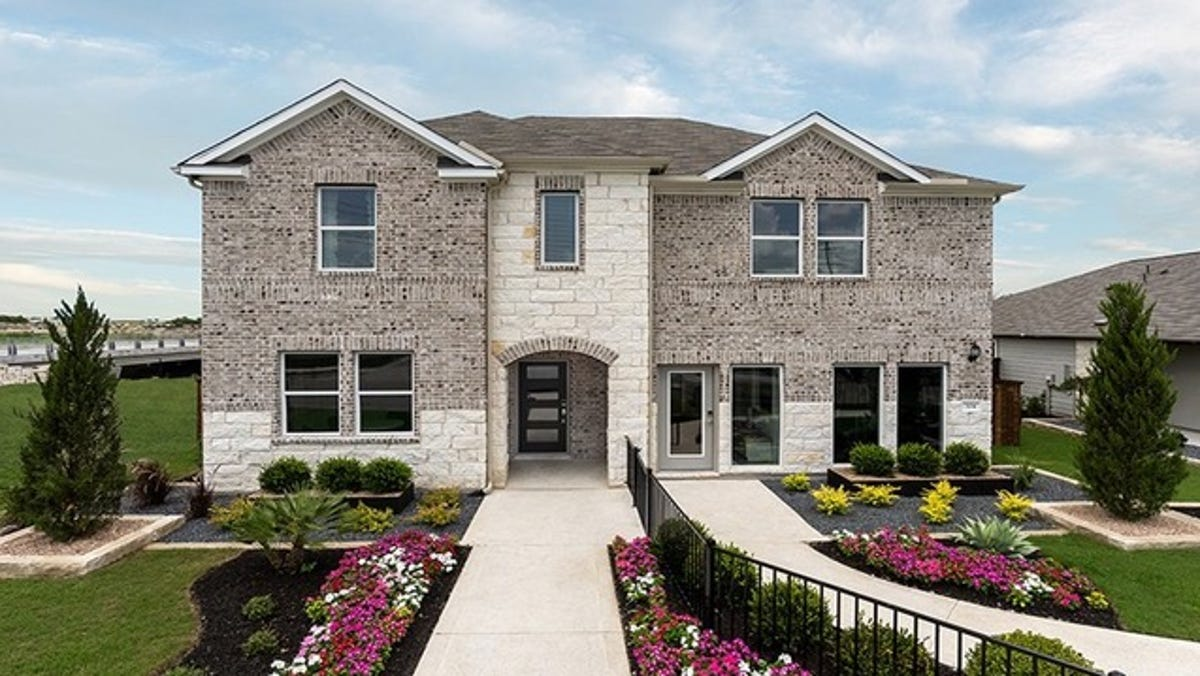Nearly 1,600 homes coming Hutto's way as Austin region's rapid growth continues