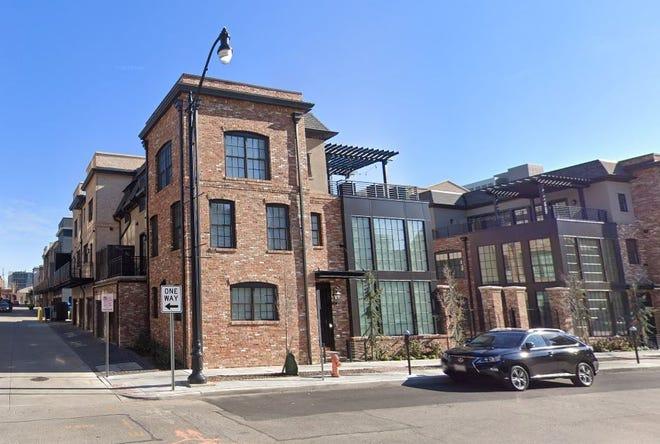 Former Columbus Blue Jacket Pierre-Luc Dubois has sold this Downtown condominium for $1.05 million.
