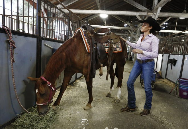 The All American Quarter Horse Congress will get underway Sept. 28 at the Ohio Expo Center.
