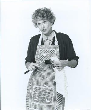 Shirley Simpson as Shirley Valentine