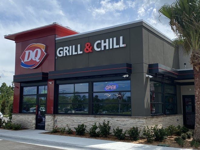 The new DQ Grill & Chill location in Port Orange opened at 3817 Clyde Morris Blvd. on Sept. 5.